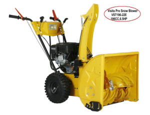 196cc 22 Inch Width Snow Blower (VST196-22E) pictures & photos