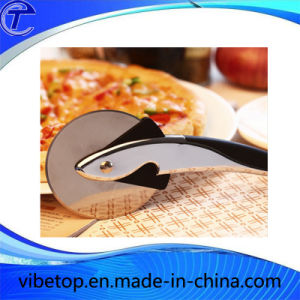 Metal Pizza Cutter with Single Wheel (PK-04) pictures & photos