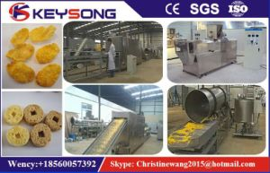 Corn Flakes Double Screw Snack Food Extruder pictures & photos
