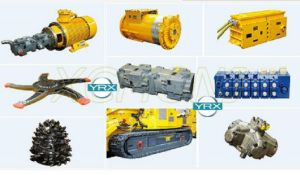 Hydraulic Mining Ebz200 Roadheader for Sale pictures & photos