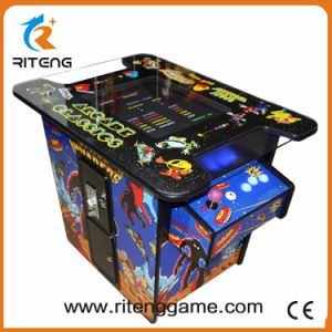 Voyager Digital Cocktail Table Retro Multi-Game Arcade Machine pictures & photos
