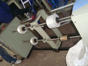 Single Screw Double Die Head Film Extruder (SJSD-75) pictures & photos