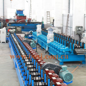 Steel Ladder for Scaffolding Systems Rollformer Welding Machine pictures & photos