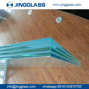 Custom Safety Construction Building Decorative Frosted Laminated Glass pictures & photos