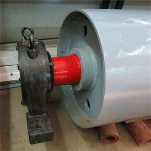 Part Conveyor Flat Idler Roller for Conveyor Frame pictures & photos