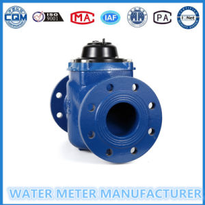 Woltman Type Dry Dial Cast Iron Body Water Meter Manufacture Price pictures & photos