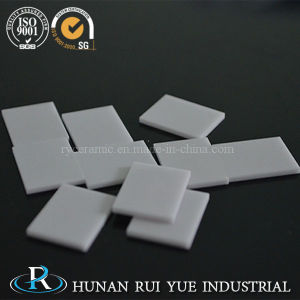Beryllium Oxide/ Beryllia/Beo Ceramic Substrate/Plate Plating with Mo/Mn pictures & photos
