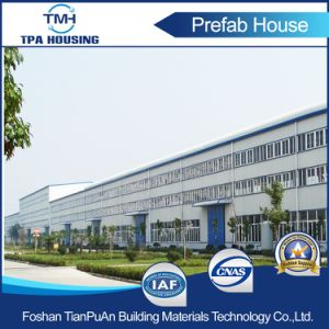 Prefabricated Steel Structure Construction Workshop for Factory Building pictures & photos