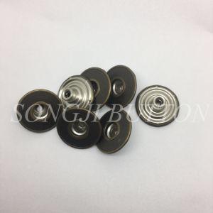 Garment Accessories Open Cap Brass Jean Button pictures & photos