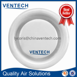 Air Ventilation Air Conditioner Diffuser Disc Valve pictures & photos