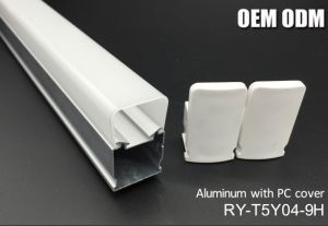 9W Ce RoHS UL Aluminum PC LED Linear Light pictures & photos