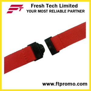 Screen Printing Polyester Lanyard with Designed Logo pictures & photos