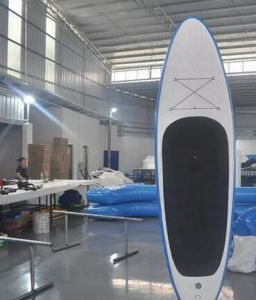 Popular New Designed Inflatable Surfing Board for Sale pictures & photos