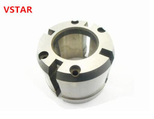 High Precision Customized CNC Machining Steel Part by Lathe pictures & photos