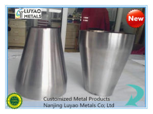 Galvanized Metal Sheet Customized Spinning Part Manufacturer pictures & photos