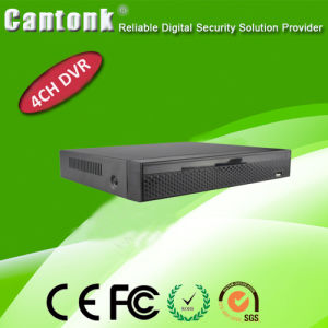 4CH Lower Price Video Recorder Hybrid Turbo HD DVR pictures & photos