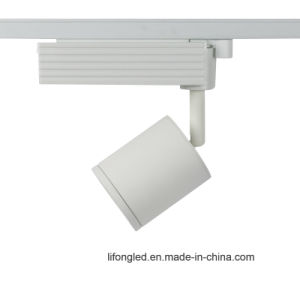 White Black Mini Spotlight 7W 9W 10W LED Track Rail Light pictures & photos