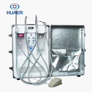 Ce/ FDA Approved Dental Chair Hot Portabl Dental Unit pictures & photos