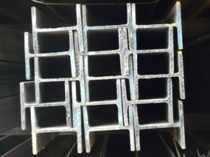 Hot Rolled Carbon H Beam/I Beam Steel Price Q235B, Q345b, Ss400, S235jr pictures & photos