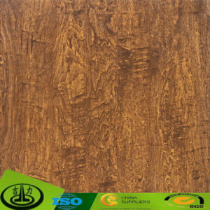 Wood Grain Melamine Impregnated Paper for Floor pictures & photos