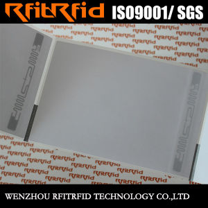 UHF Passive Resistance RFID Label for High Tempreature pictures & photos