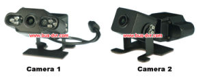 Dual Lens HD Car Camera Model: Cam-612 pictures & photos