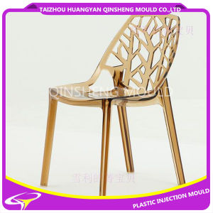 ABS Transparent chair Without Arm for Plastic Injection Mold pictures & photos