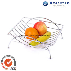 Steel Wire Fruit Vegetable Storage Baskets