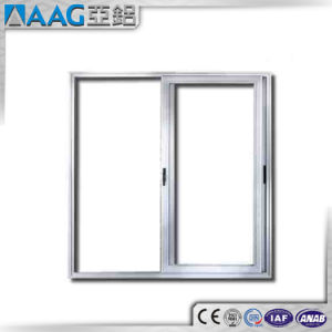 Aluminium Sliding Window/Double Glzed Sliding Window pictures & photos