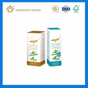 2017 New Designed Skin Care Lotion Paper Card Box (Body care products Packing) pictures & photos