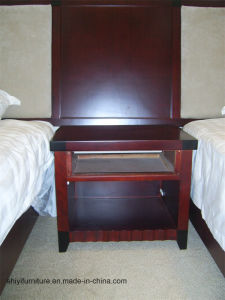 Best Price of Bed Room Furniture Bedroom Set Modern Wooden Nightstand Wooden Nightstand pictures & photos