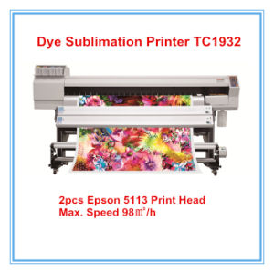 Large Format Sublimation Inkjet Printer Tc1932 pictures & photos