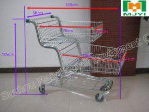 Warehouse Logistics Platform Garden Cart pictures & photos