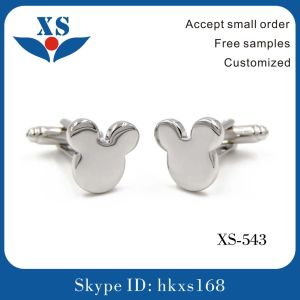 Most Popular Metal Luxury Cufflinks for Men pictures & photos