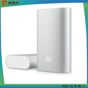 10400mAh Quick Charge for Xiaomi Power Bank with LED Light pictures & photos