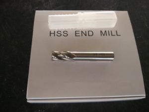 2 Flute Single End Mill pictures & photos