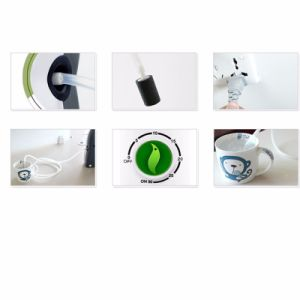 300mg/H Timer Control Ozone Generator Air and Water Purifier for Vegetables and Fruit pictures & photos