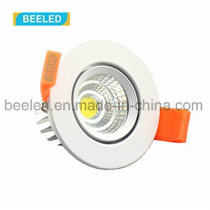 Specular 5W Dimmable Recessed Pure White Project Commercial LED Downlight pictures & photos