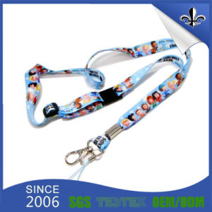 Factory Price Polyester Sublimation Printing Lanyard for Promotion pictures & photos