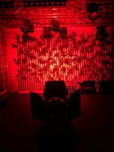 Professional Karaoke Equipment Stage Illumination Profile Spot Lights pictures & photos