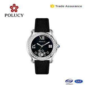 New Arrival Fashionable Ladies Watch Genuine Leather The Horse Watch Brand Wrist Watch pictures & photos