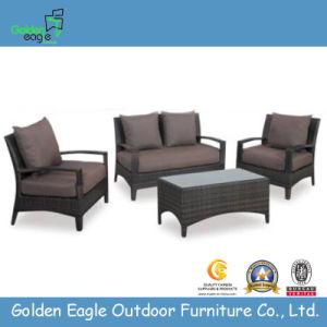 PE Rattan & Aluminum Outdoor Furniture