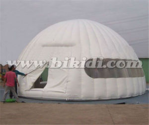 Inflatable Bubble Dome Tent, White Party Dome Tent K5072 pictures & photos