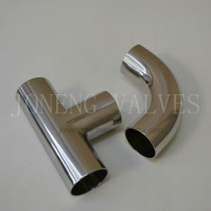 SMS Sanitary Inox Welded Elbow/Tee pictures & photos