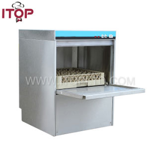 Ce Approved Stainless Steel Restaurant Dishwasher (SW50) pictures & photos