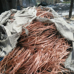 Copper Scrap99.95%, Millberry Copper Factory! Grade a pictures & photos