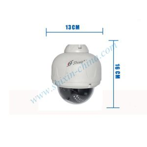 H. 264 Day/Night Infrared PTZ High Speed IP Dome Camera (IP-650H) pictures & photos