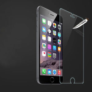 HD Ultra Thin Anti-Finger Full Covered Tempered Glass Film for iPhone 7/7 Plus pictures & photos