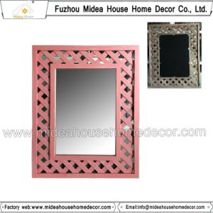 Vintage Wooden Wall Decorative Mirror pictures & photos