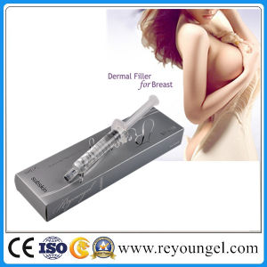 Dermal Filler for Breast Augmentation Injection Safety + Artefill Dermal Filler Injection pictures & photos